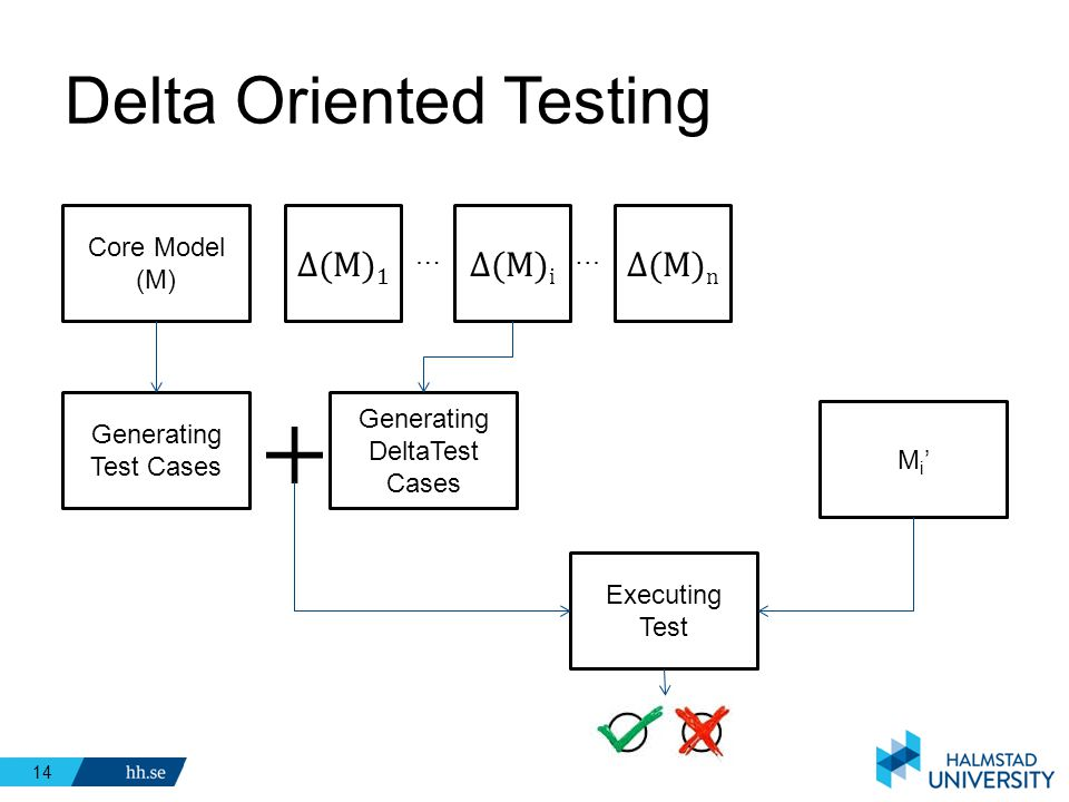 Delta Oriented Testing