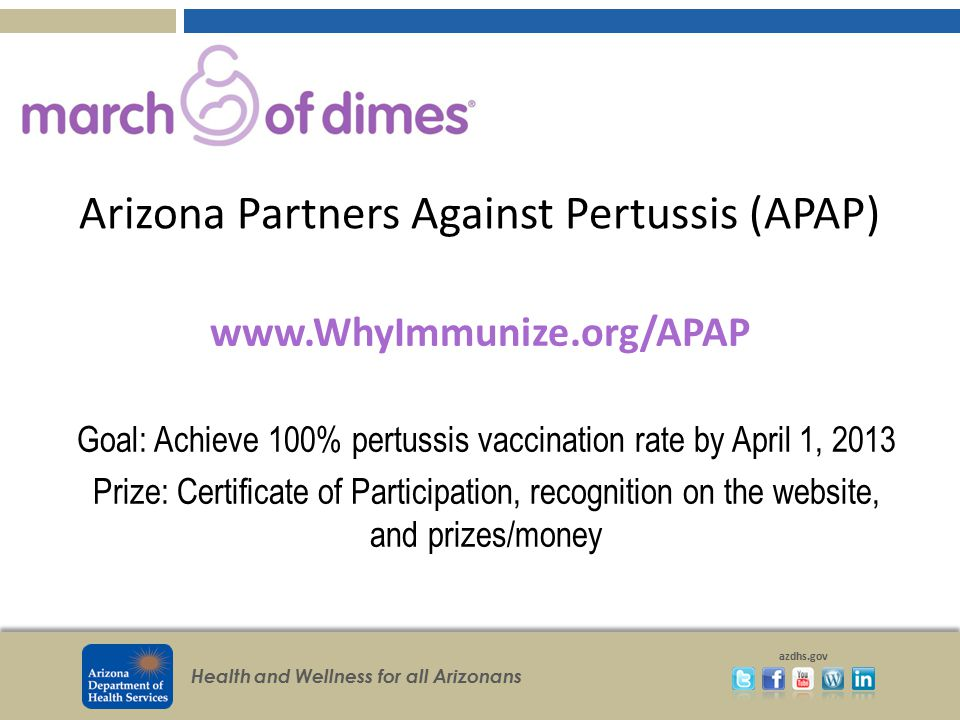 Arizona Partners Against Pertussis (APAP)
