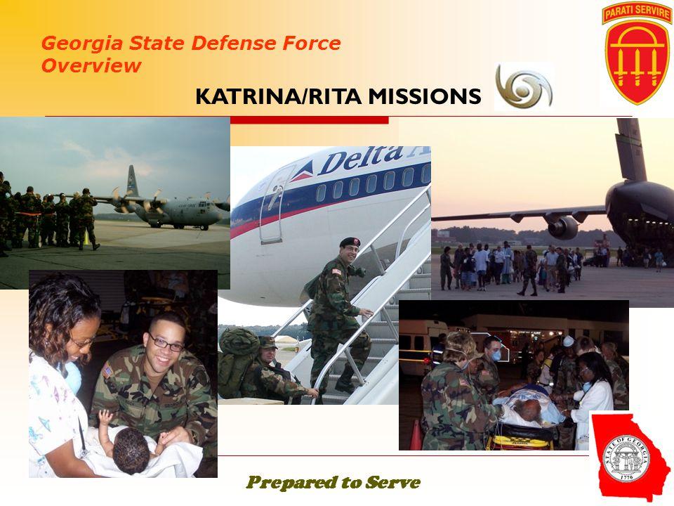 KATRINA/RITA MISSIONS