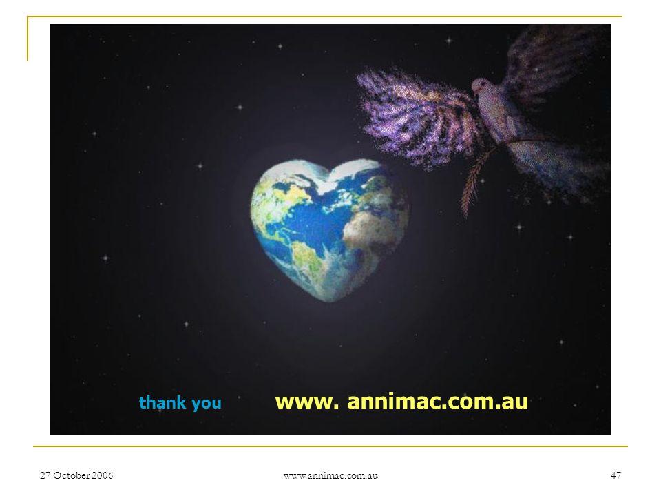 thank you www. annimac.com.au