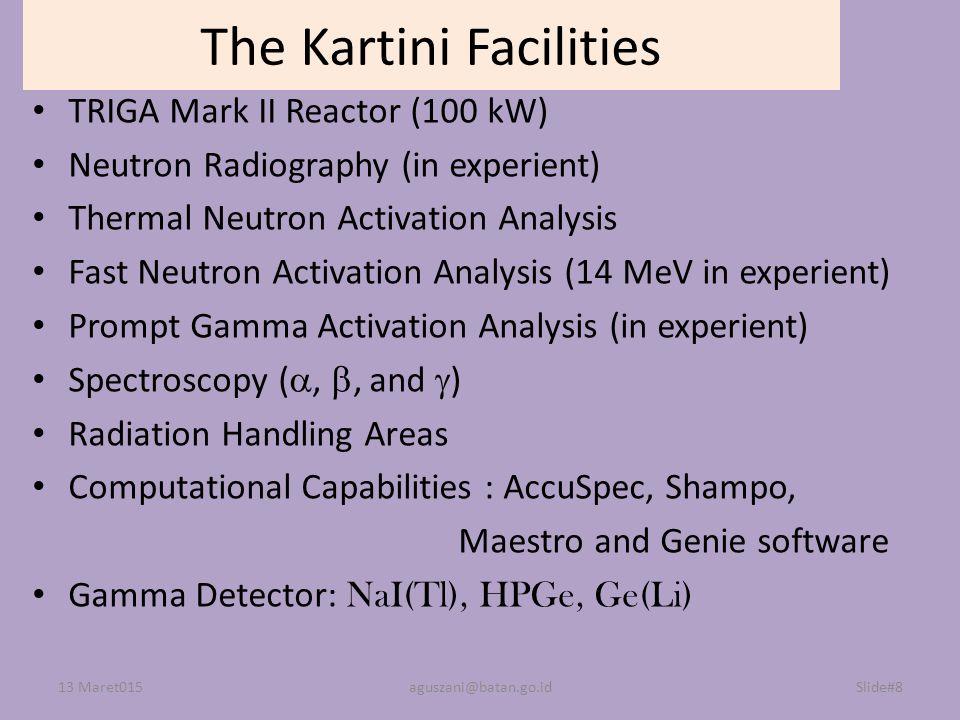 The Kartini Facilities