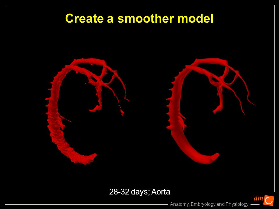 Create a smoother model