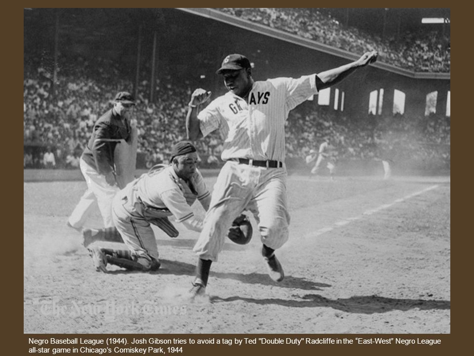 Negro Baseball League (1944)