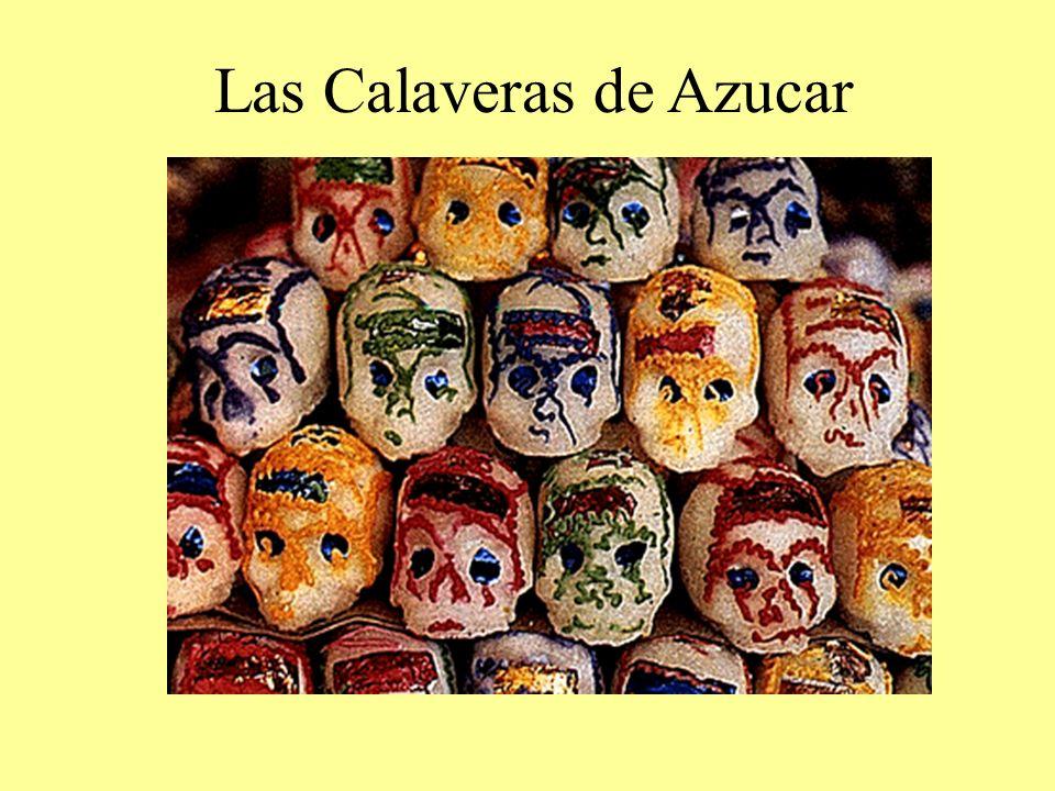 Las Calaveras de Azucar