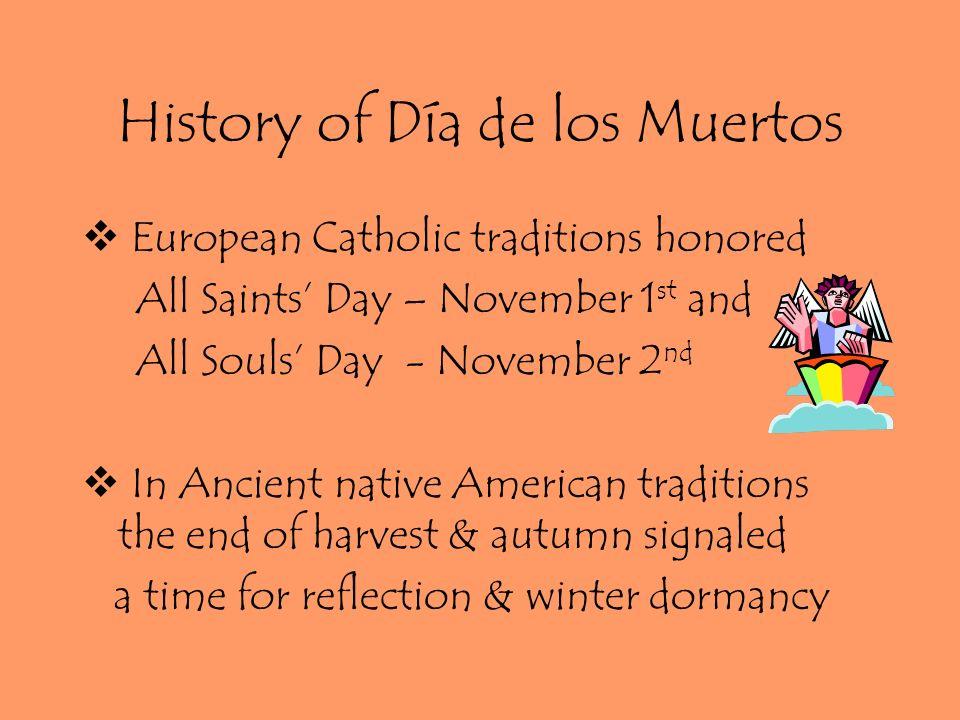 History of Día de los Muertos