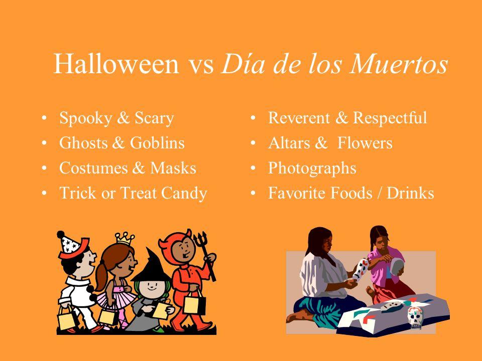 Halloween vs Día de los Muertos