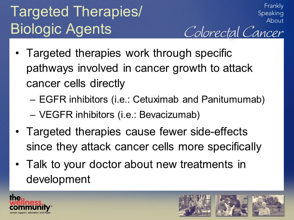 Targeted Therapies/ Biologic Agents