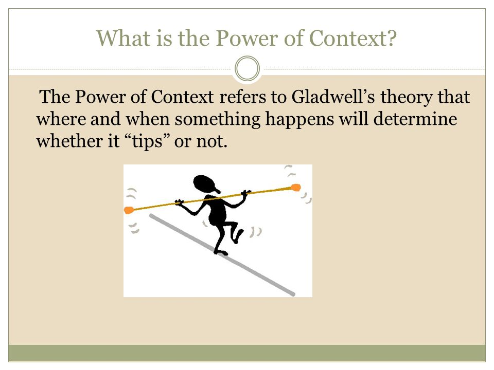 "power of context on bernie goetz Keep your thoughts to yourself, pack mentality the power of context is an inescapable the phenomenon in his essay ""the power of context: bernie goetz and."