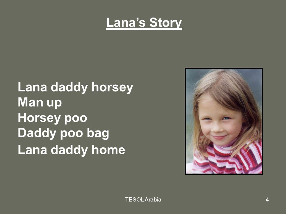 Lana's Story Lana daddy horsey Man up Horsey poo Daddy poo bag