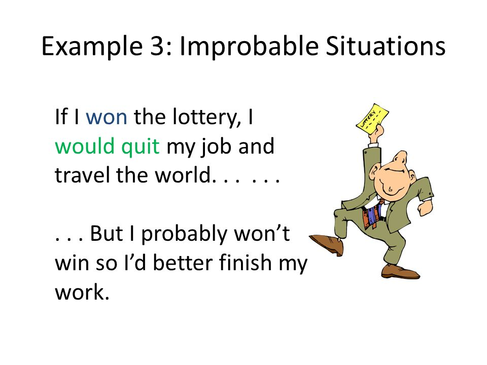 Example 3: Improbable Situations