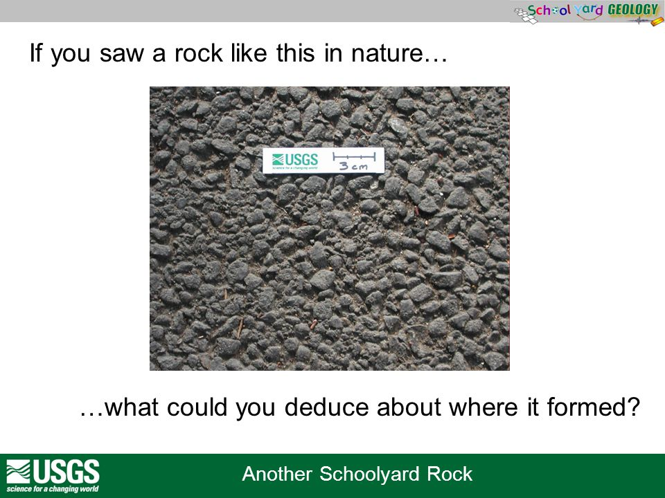 Another Schoolyard Rock