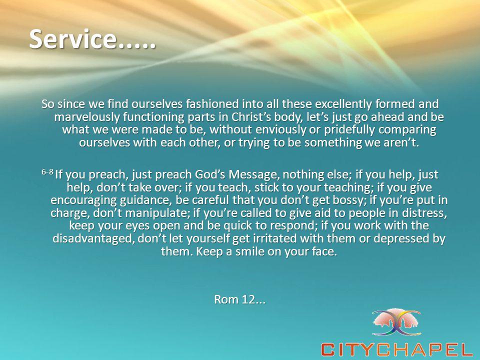 Service.....