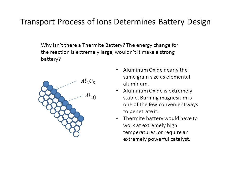 Transport Process of Ions Determines Battery Design