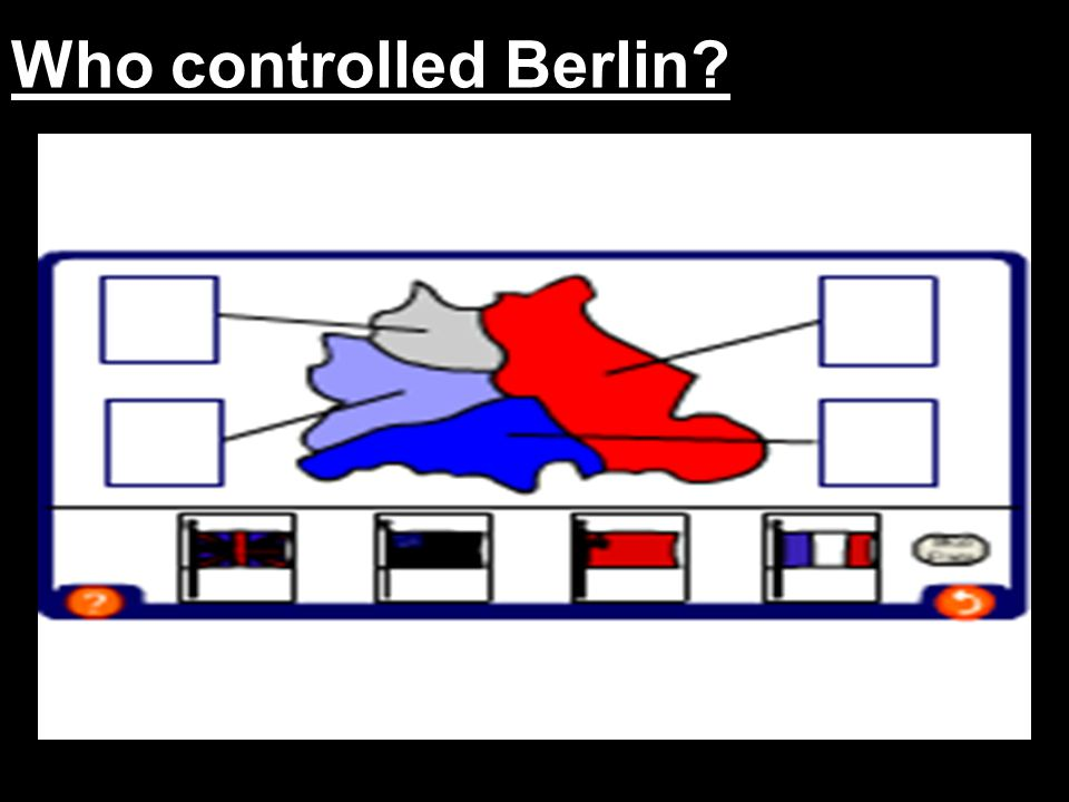 Who controlled Berlin