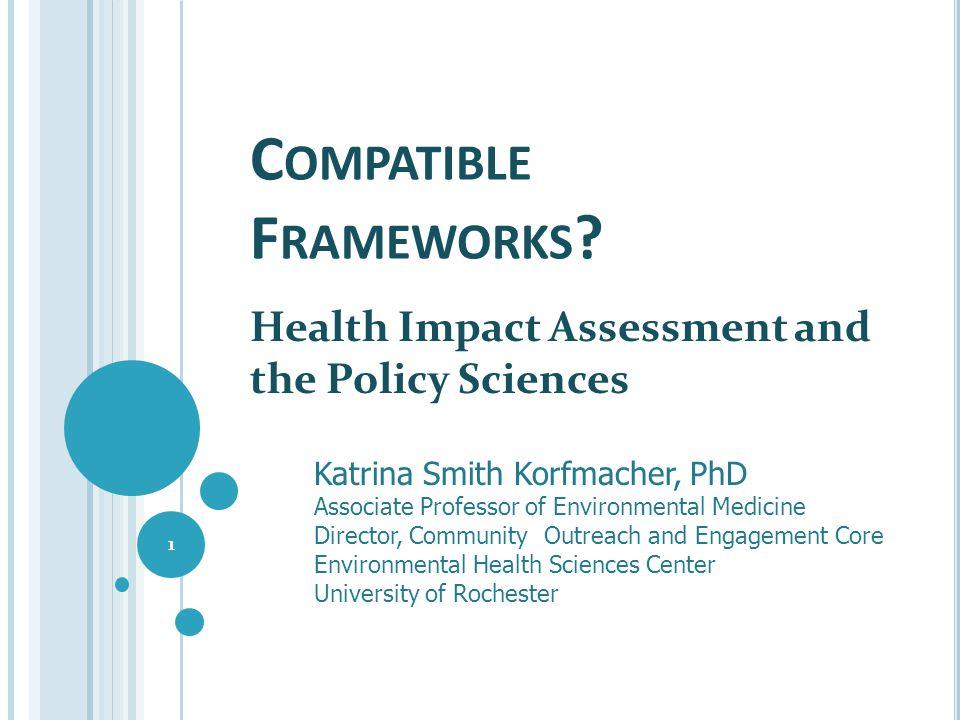 Compatible Frameworks