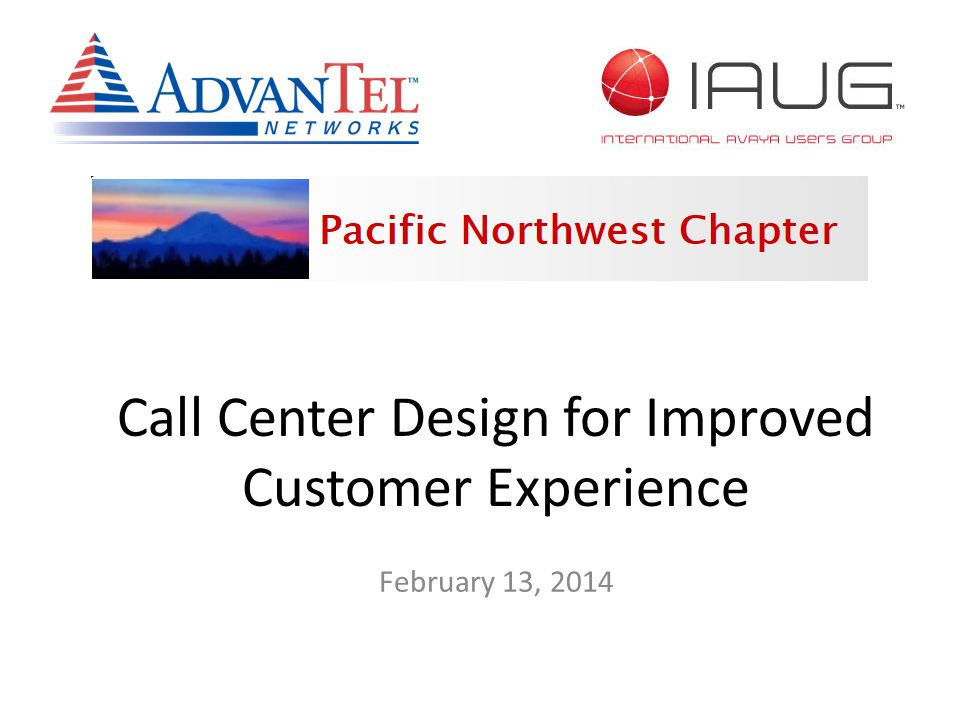 Call Center Design for Improved Customer Experience