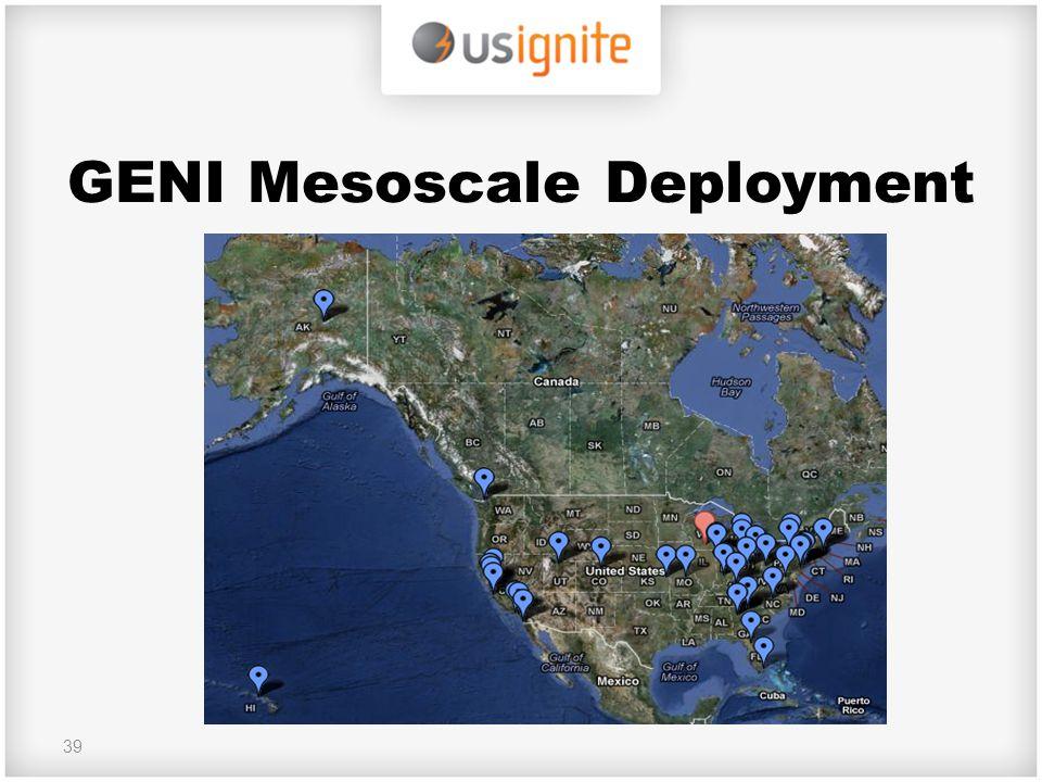 GENI Mesoscale Deployment