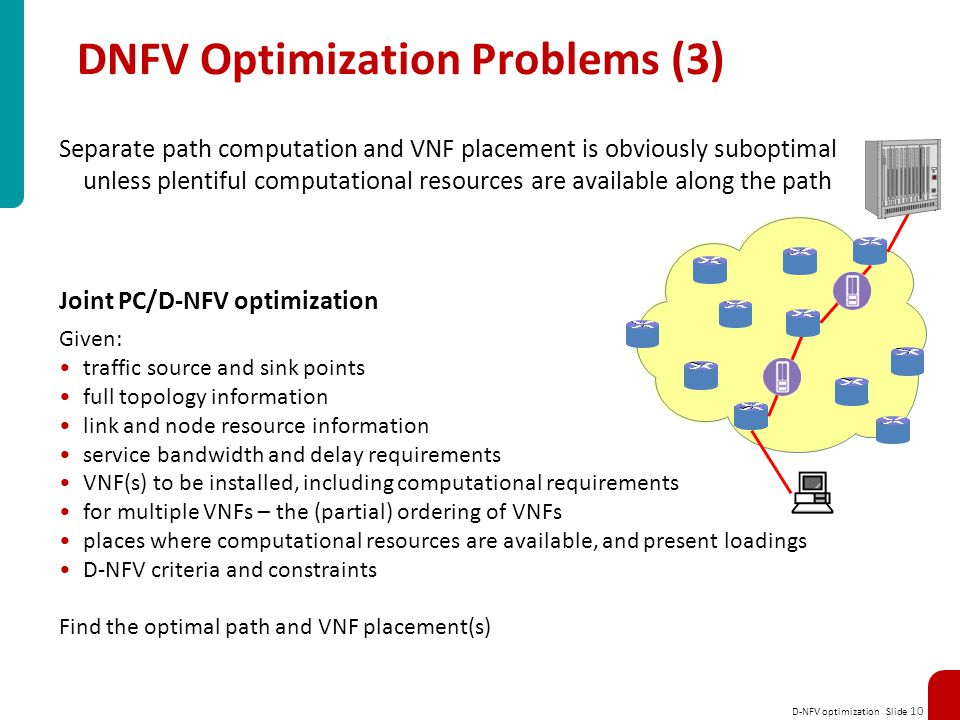 DNFV Optimization Problems (3)