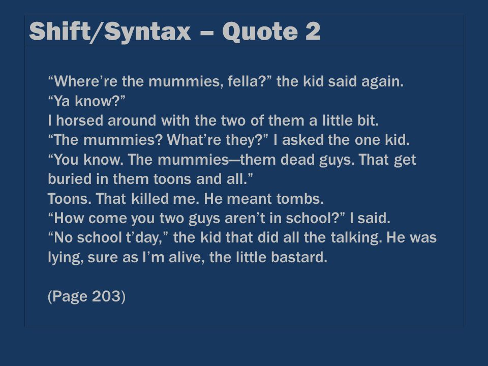 Shift/Syntax – Quote 2