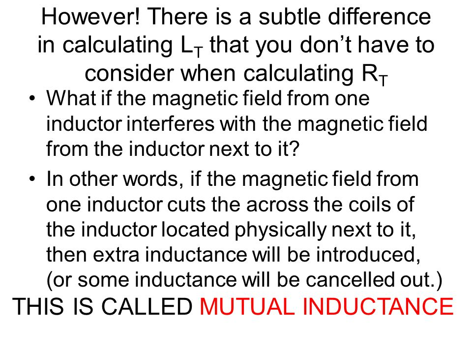 THIS IS CALLED MUTUAL INDUCTANCE