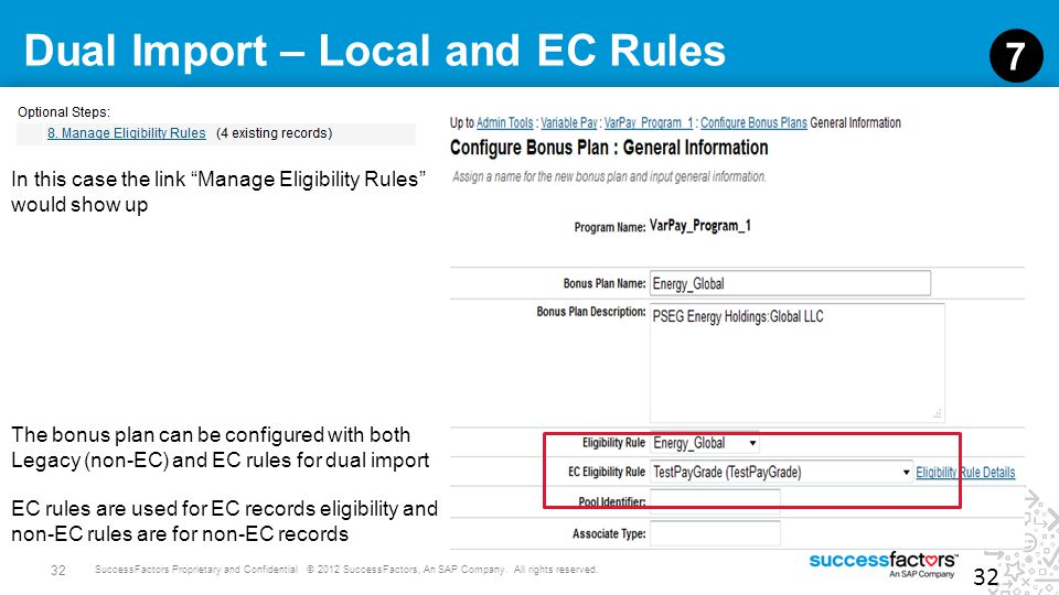 Dual Import – Local and EC Rules
