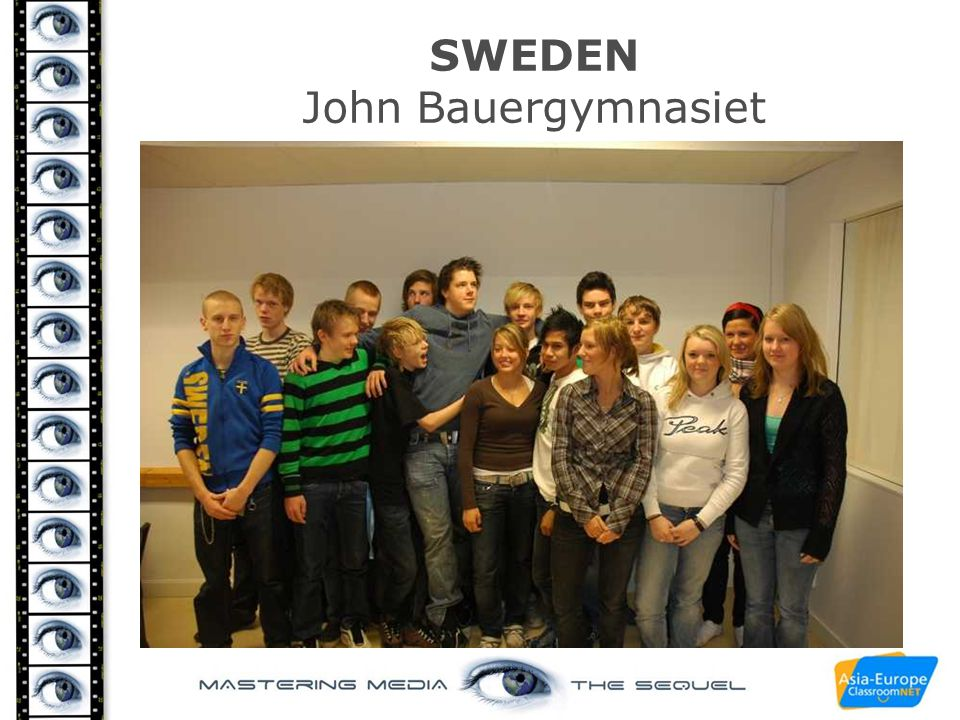 SWEDEN John Bauergymnasiet