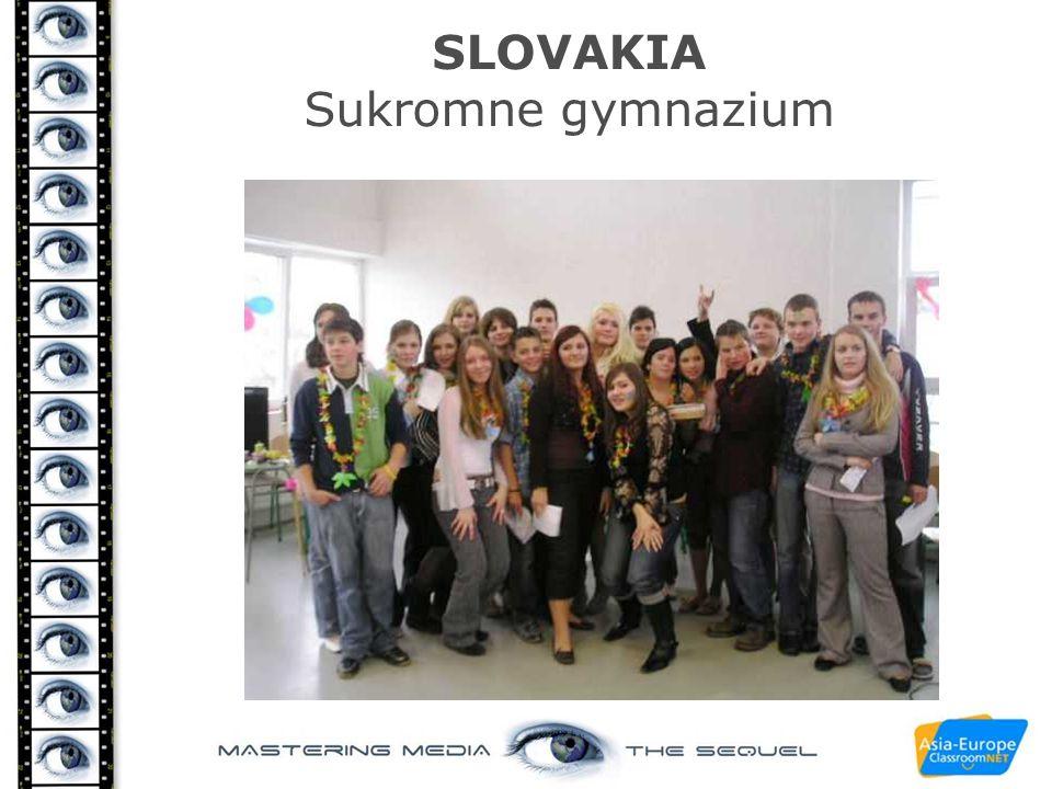 SLOVAKIA Sukromne gymnazium