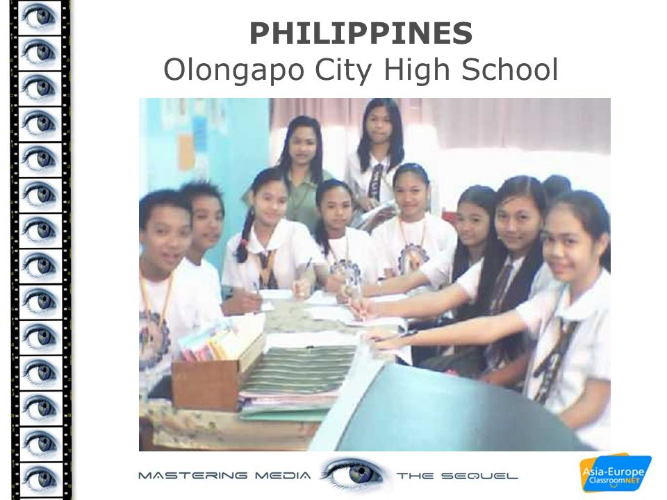 PHILIPPINES Olongapo City High School