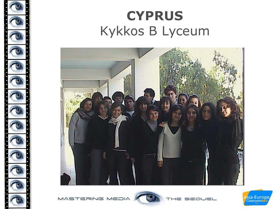 CYPRUS Kykkos B Lyceum