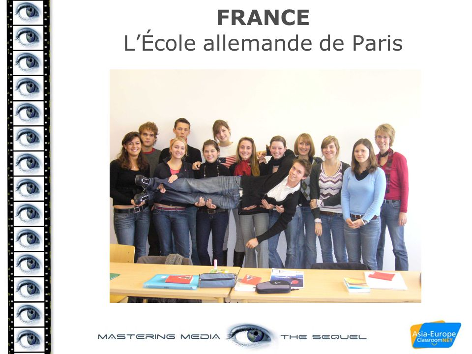 FRANCE L'École allemande de Paris