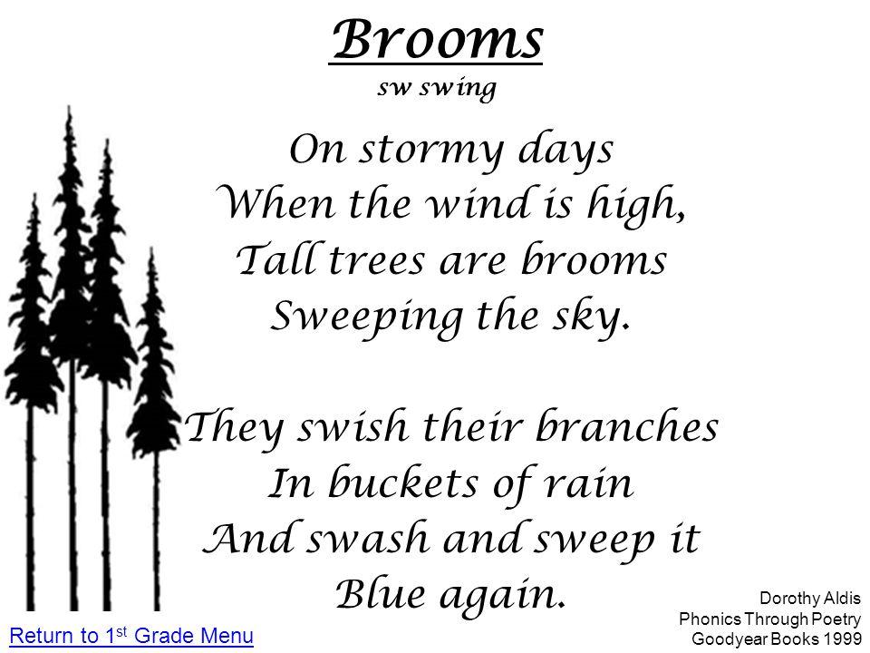 Brooms sw swing