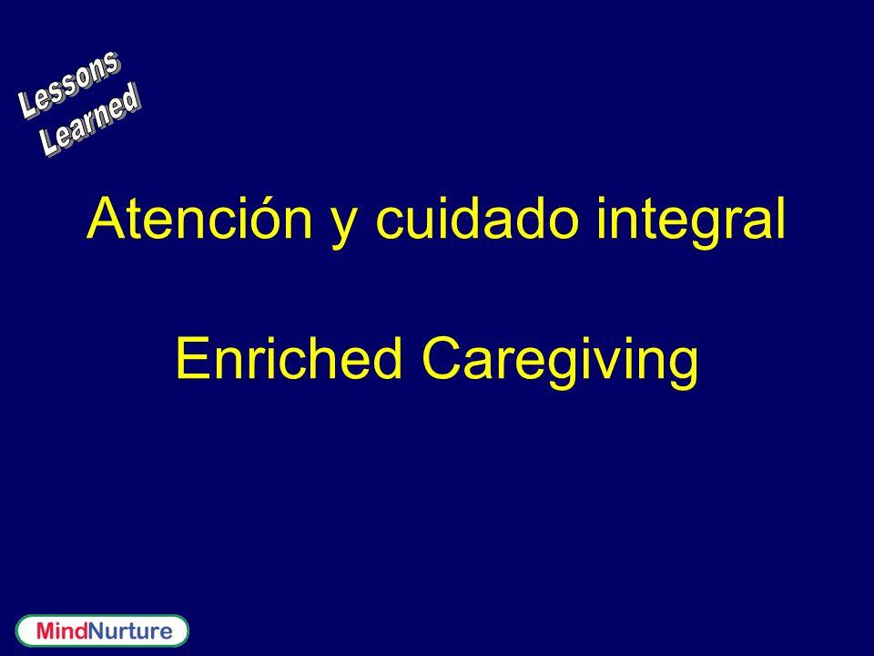 Atención y cuidado integral Enriched Caregiving