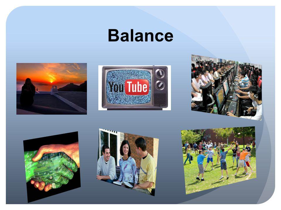 Balance Virtual/face-to-face communication