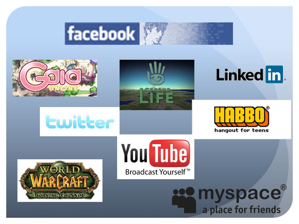 Online social networking comes in many shapes, forms, sizes