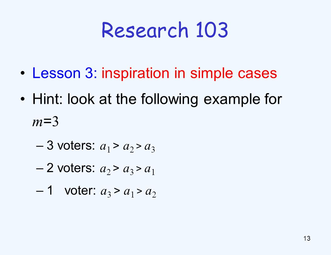 It never ends! You can apply Lesson 1 again to generalize your observation, e.g.