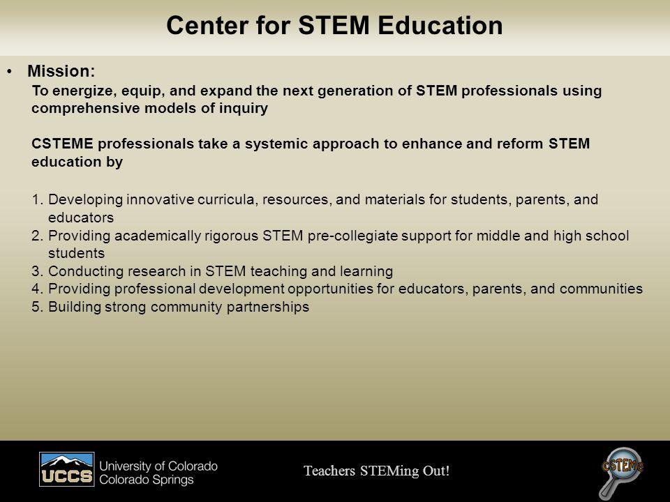 Center for STEM Education