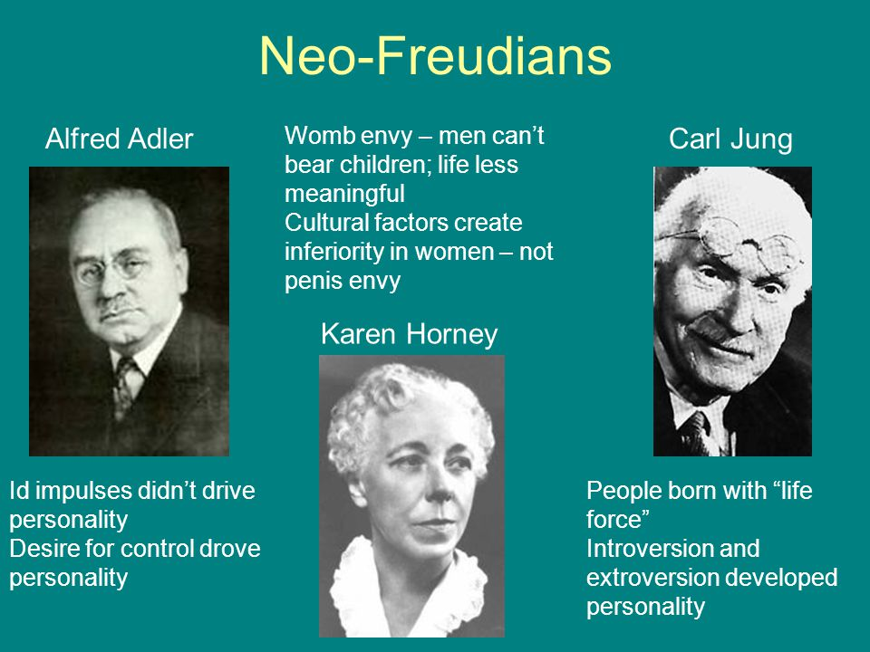 Difference Between Adler and Freud