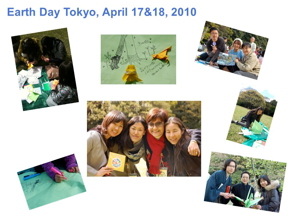 Earth Day Tokyo, April 17&18, 2010