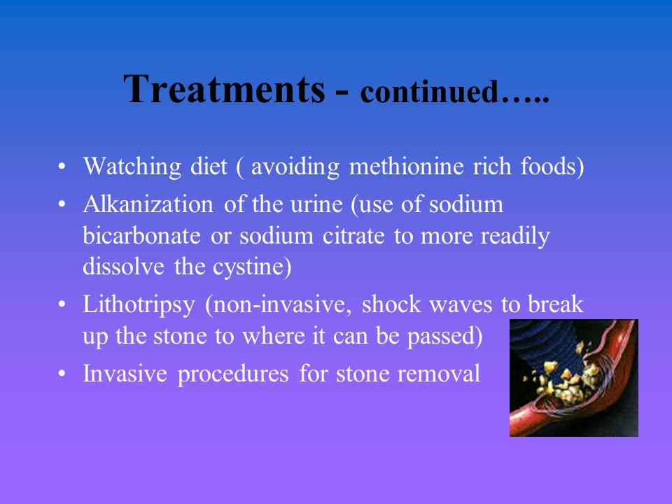 Treatments - continued…..