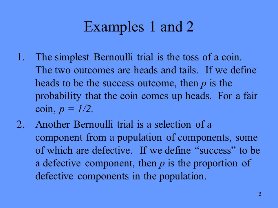 Examples 1 and 2
