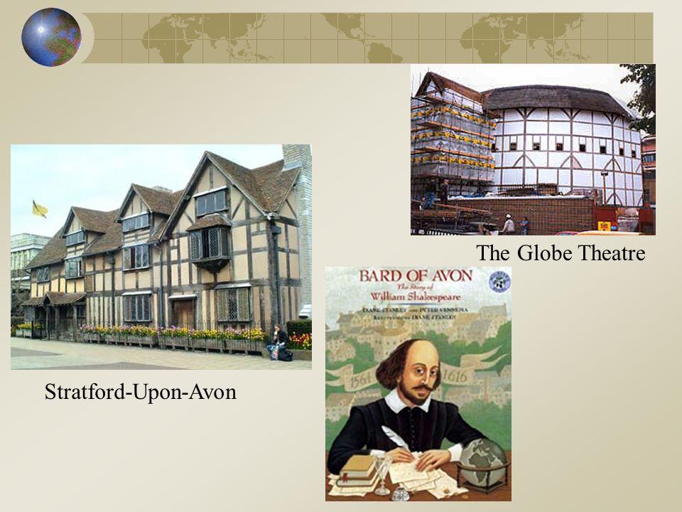 The Globe Theatre Stratford-Upon-Avon