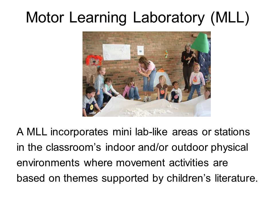 Motor Learning Laboratory (MLL)