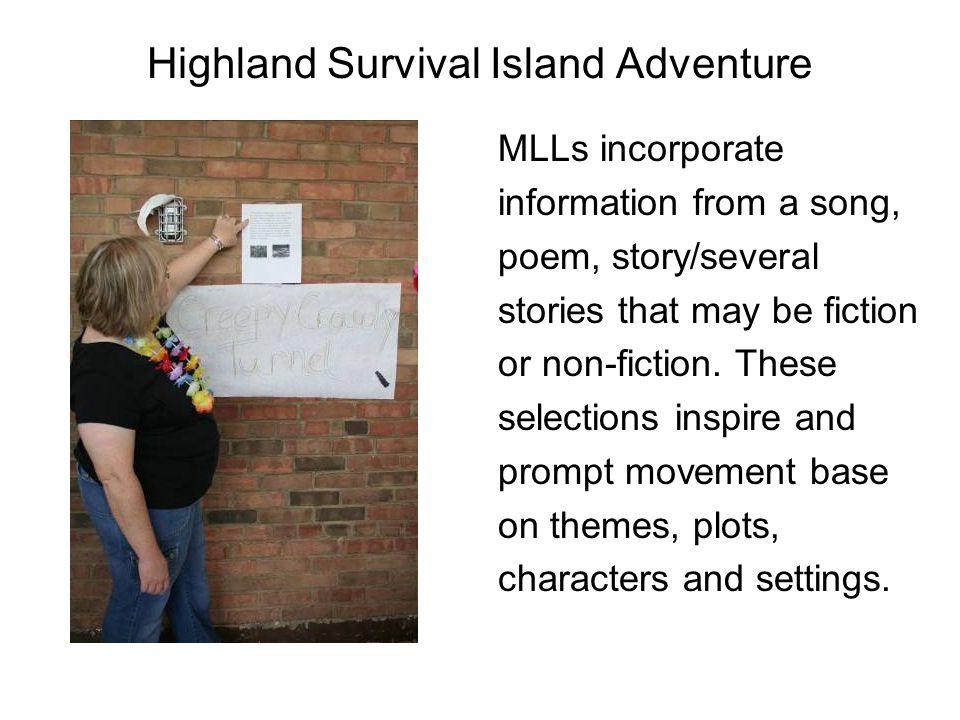 Highland Survival Island Adventure