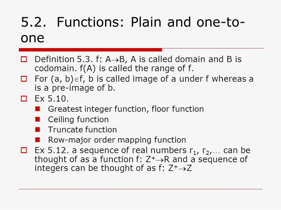 Chapter 5 relations and functions ppt video online download for Floor function definition