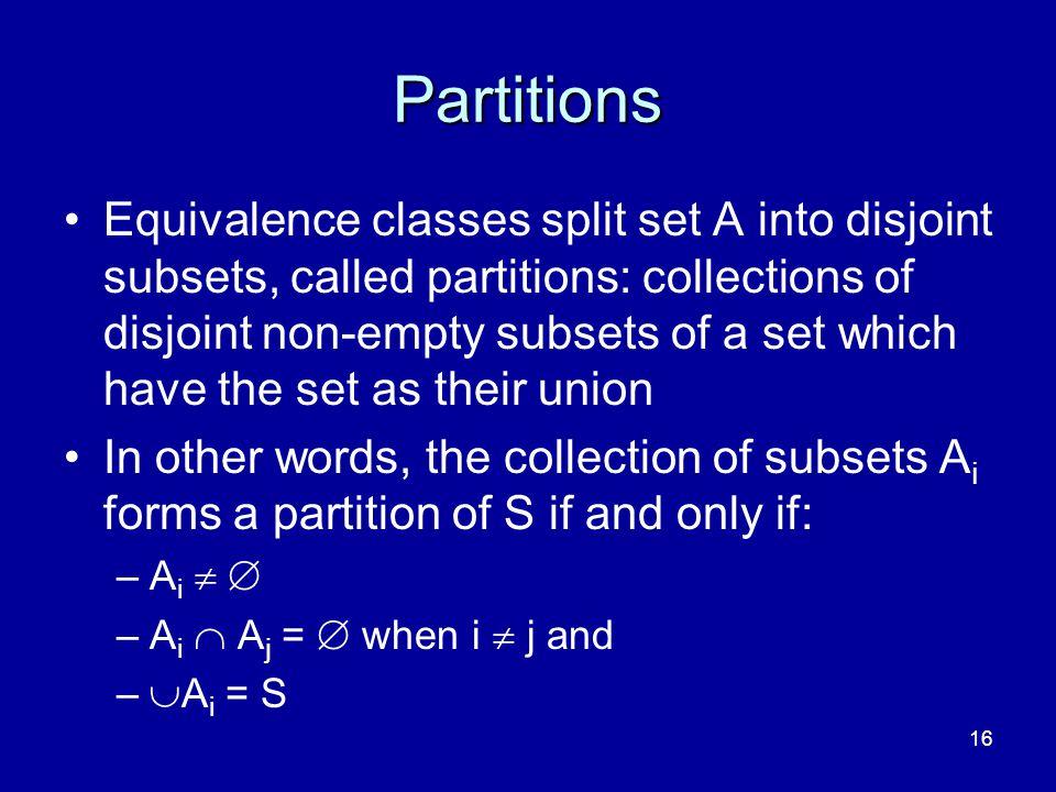 4/10/2017 Partitions.
