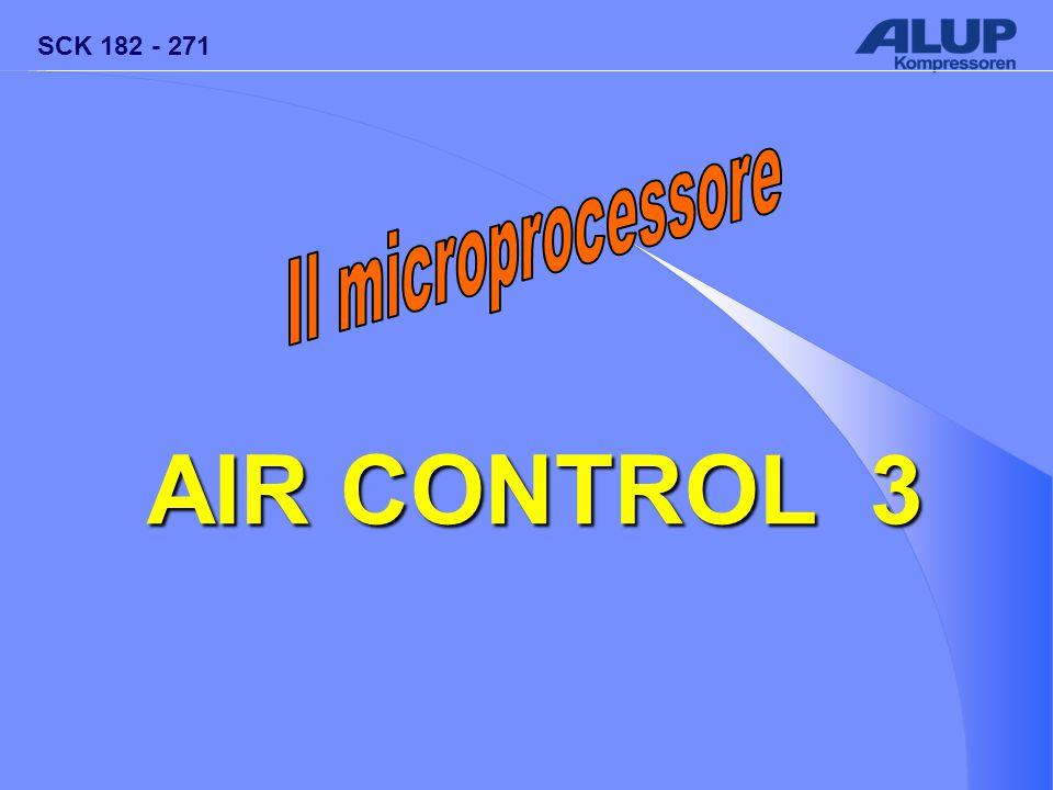 Il microprocessore AIR CONTROL 3