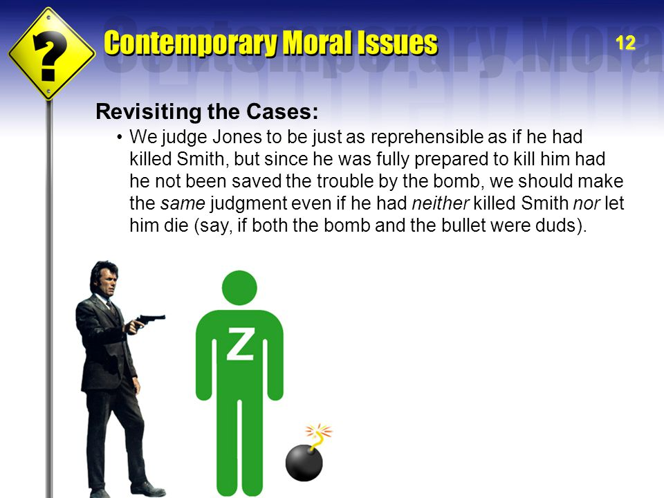 Revisiting the Cases: