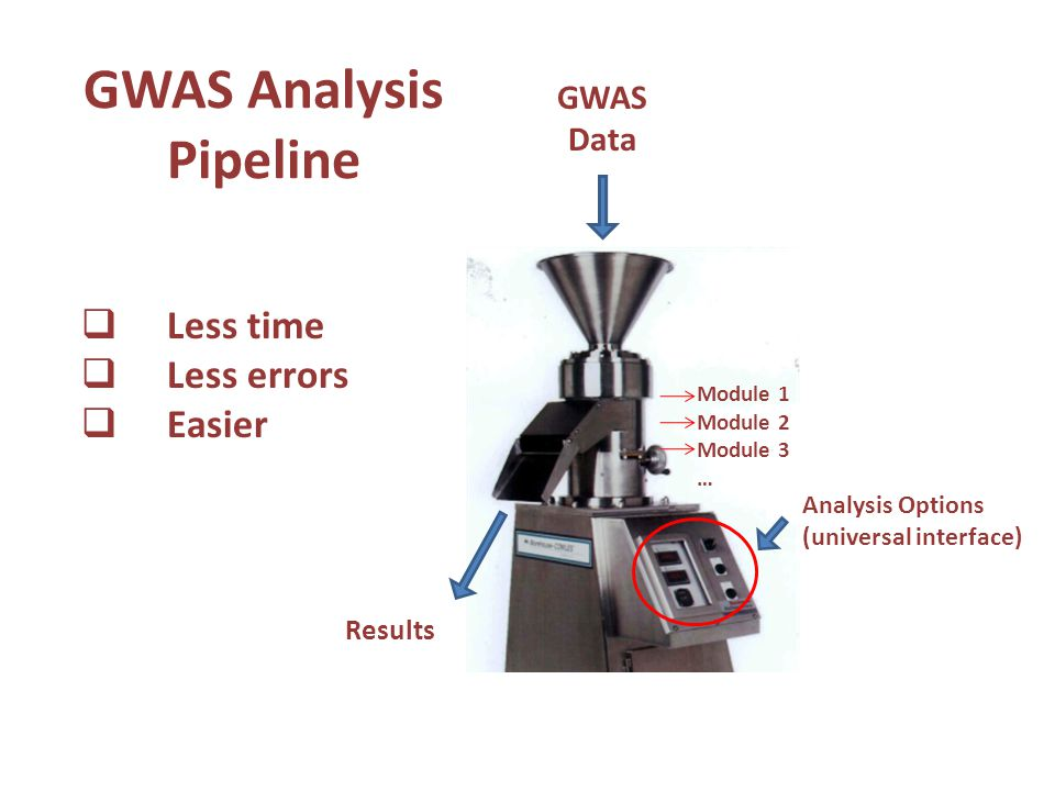 GWAS Analysis Pipeline