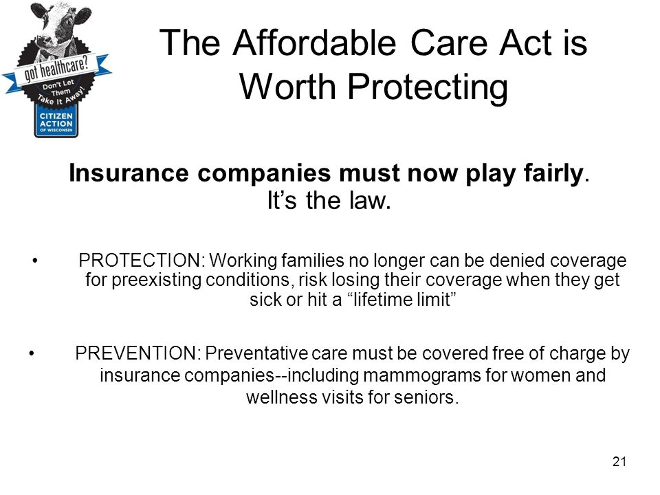 The Affordable Care Act is Worth Protecting