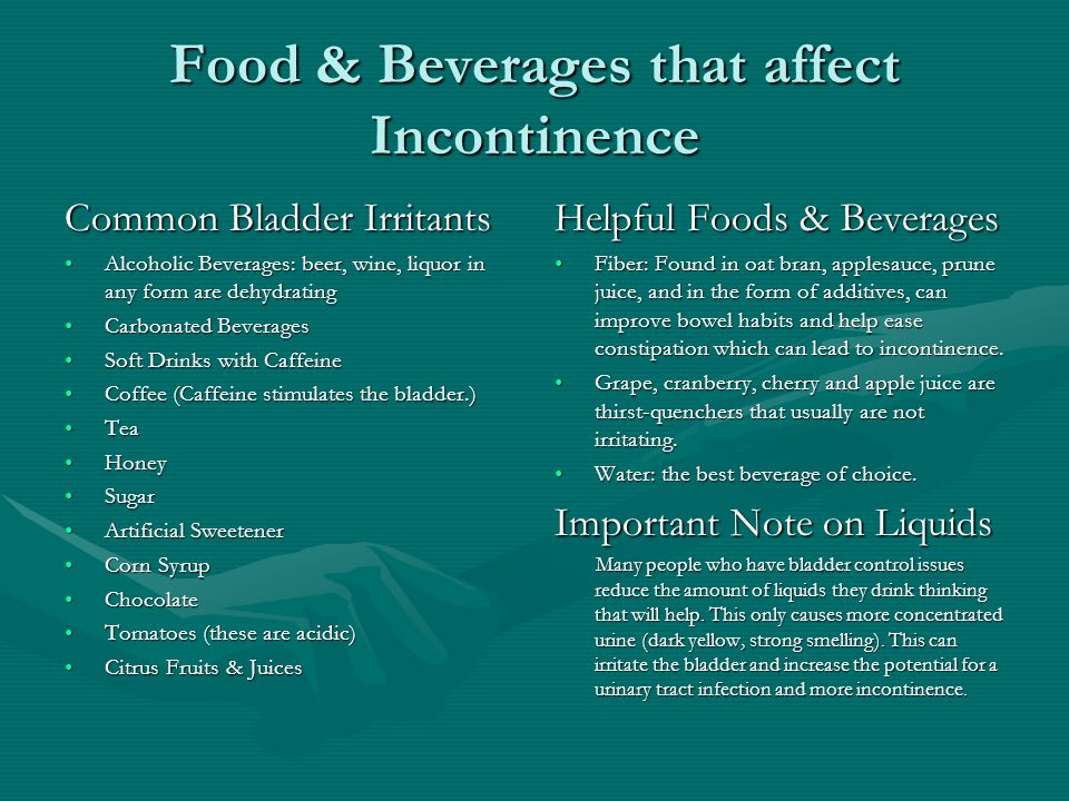 Food And Drink Affect Medications